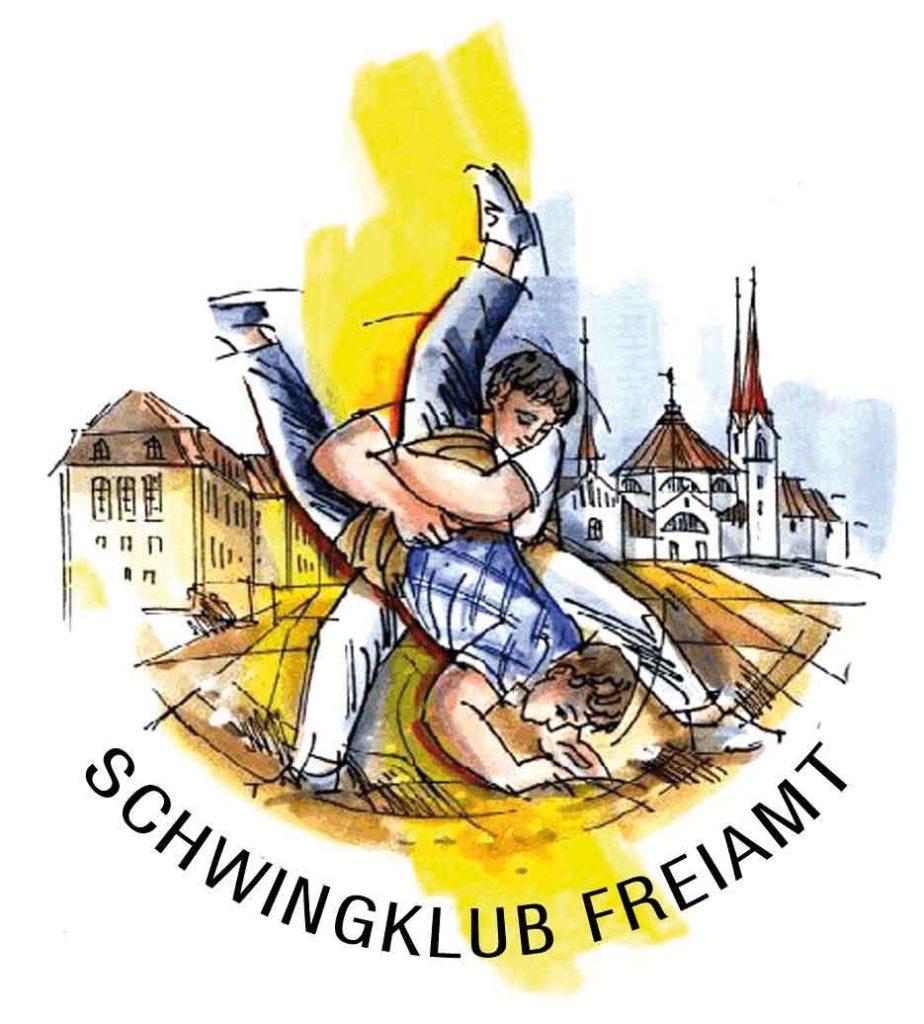 Schwingklub Freiamt Logo