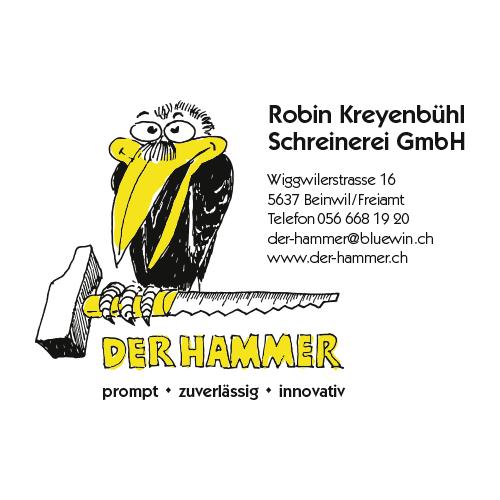 Robin Kreyenbühl Schreinerei GmbH
